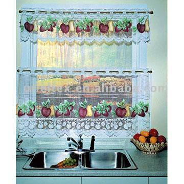 Best Model Rideaux Cuisine Galerie - Photos et idées décoration ...