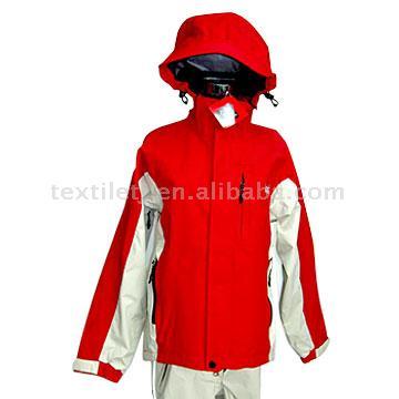 Women Outdoor Jacket (Женщины Открытый Куртка)