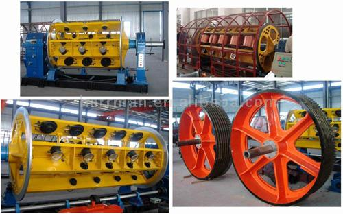 Rigid Type Stranding Machine