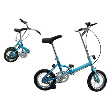 Foldable Bicycles (Складные велосипеды)