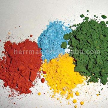 Chrome Pigment (Хром Пигменты)