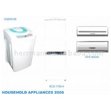 Automatic Washing Machine (Автоматическая стиральная машина)