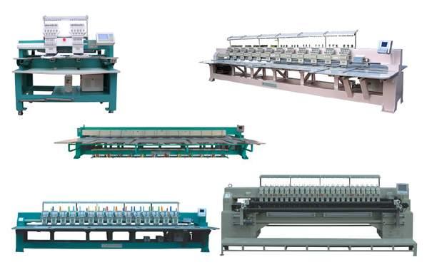 Embroidery Machine (Вышивальные машины)
