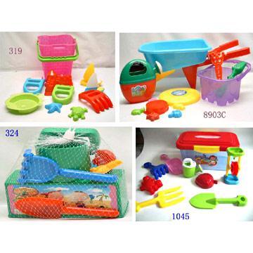 Beach Toys (Be h игрушки)