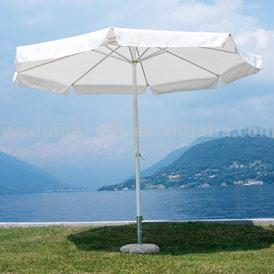 Double Layers Aluminum Umbrella
