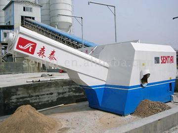 Concrete Recycling Plant (Beton-Recycling-Anlage)