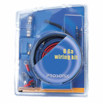 Package for Amplifier Wiring Kits