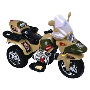 фото детского мотоцикла на аккумуляторе #9