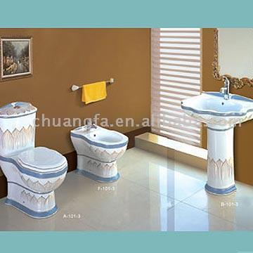 Sanitary Wares (Санитарно товара)