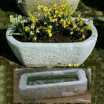 Stone Planter (Камень Planter)