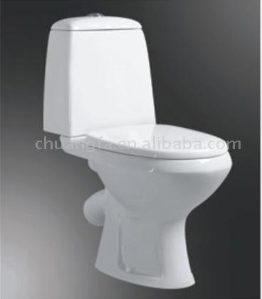 One-Piece Toilet (One-Piece Туалет)
