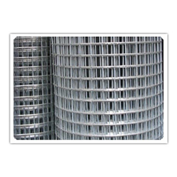 Welded Wire Mesh (Baustahlmatten)