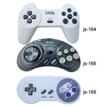 16 Bit TV Game Controller (16 Bit TV Game Controller)