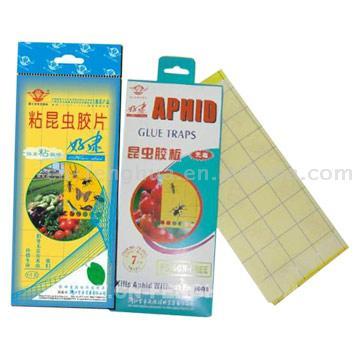 Household  Aphid Glue Traps (Бытовые тля Клей ловушек)