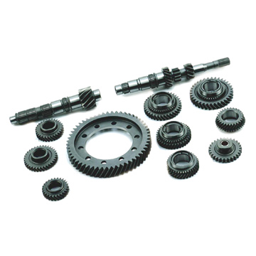 Car Transmission & Differential Gear (Передача автомобиля & дифференциал)