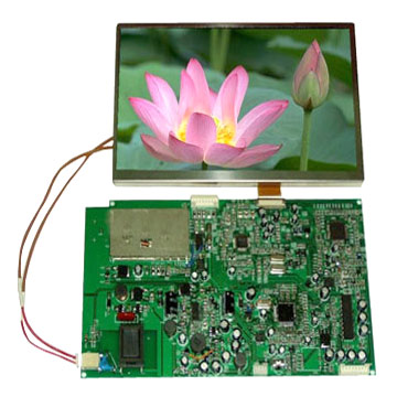 "TFT LCD Module with TV( 7"" ) (TFT LCD модуль с ТВ (7 ""))"