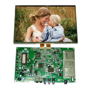 "TFT LCD Module with TV ( 10.2"" ) (TFT LCD модуль с ТВ (10,2 ""))"