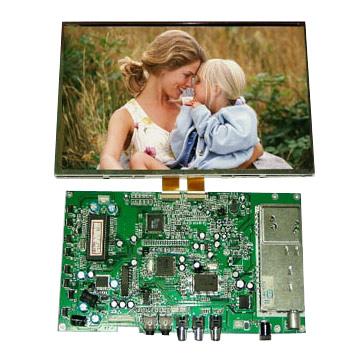 "TFT LCD Modules ( 10.2"" ) PVI (TFT ЖК-модули (10.2 "") PVI)"