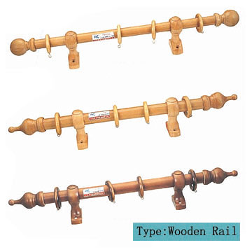 Wooden Rails (Перила)