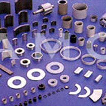 Sintered and Bonded Samarium Cobalt-SmCo and Alnico Magnets (Frittés et Bonded samarium cobalt et SmCo Aimants Alnico)