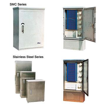 Optical Cable Cross Connection Cabinets (Оптические Кабельные соединения шкафов Крест)