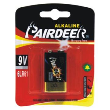 6LR61 Alkaline Batterie (6LR61 Alkaline Batterie)