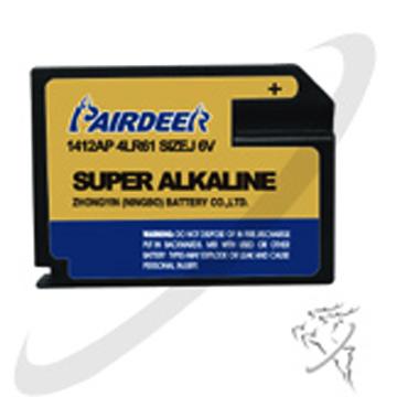 4LR61 Alkaline Batterie (4LR61 Alkaline Batterie)