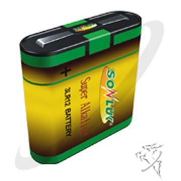 3LR12 Alkaline Batterie (3LR12 Alkaline Batterie)