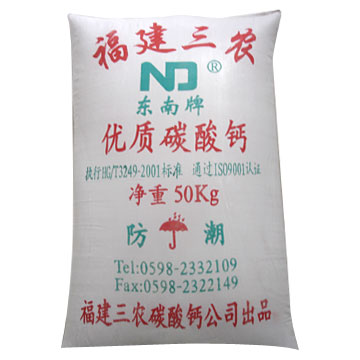Various Mesh Calcium Carbonate (Различные сетки карбонат кальция)