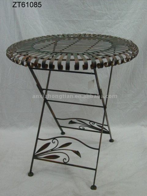 Iron/glass Mosaic Table (Утюг / стеклянная мозаика таблице)