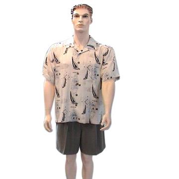 Silk Shirt (Шелковую рубашку)