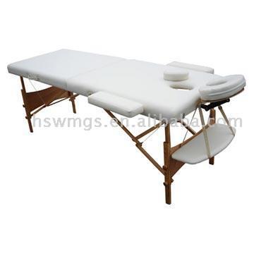 Massage Table With Adjustable Headrest (Массаж таблице с регулируемым подголовником)