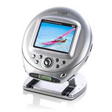 Portable DVD / CD / MP3 Player (Портативный DVD / CD / MP3-плеер)