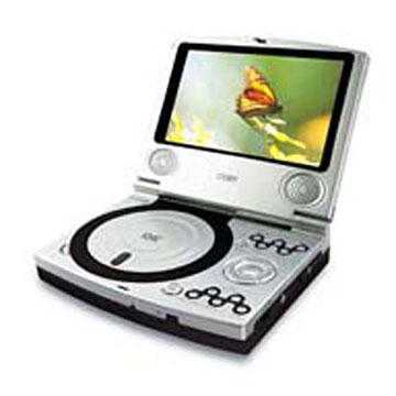 Portable DVD/CD/MP3 Player (Портативный DVD/CD/MP3 Player)