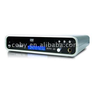 DVD / CD / MP3 Player (DVD / CD / MP3-плеер)