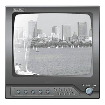 "14"" B/W Surveillance Monitor (14 ""B / W надзору монитор)"