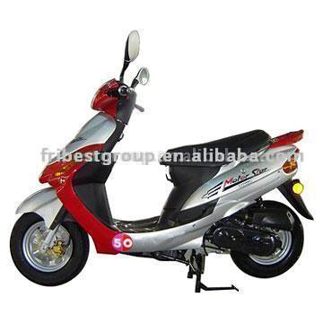 50cc Scooter (EEC Euro III Approval) (50cc Scooter (ЕЭС Евро III утверждения))