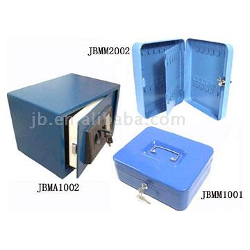 Electronic Safes / Cash Boxes / Key Boxes