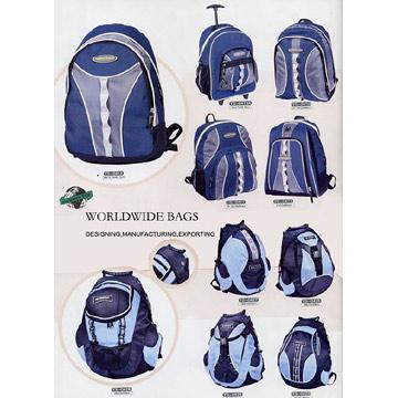 Backpacks (Рюкзаки)