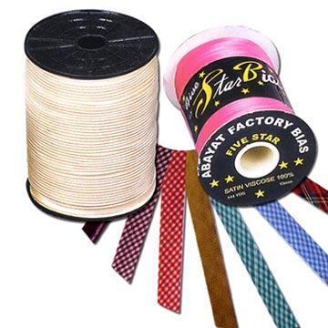 Bias Binding Tapes (Bias Binding ленты)