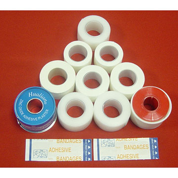 Plaster and Adhesive Bandages (Штукатурка и пластырей)