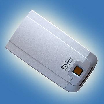 Fingerprint Hard Disk (Отпечатков пальцев Жесткий диск)