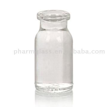 Clear Molded Vials for Injection 8mlA