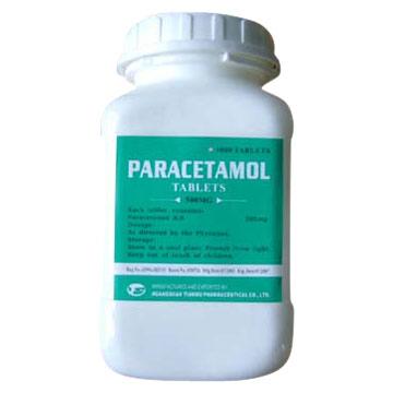 Детски парацетамол с побочным эффектом!