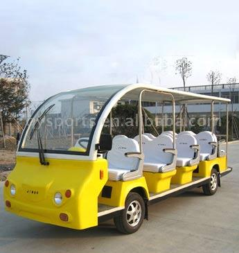 Electric Sightseeing With 14 Seats