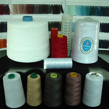 Spun Polyester Sewing Thread (Spun polyester Sewing Thread)