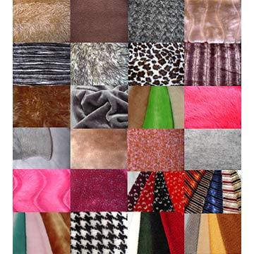 Fabrics (Ткани)