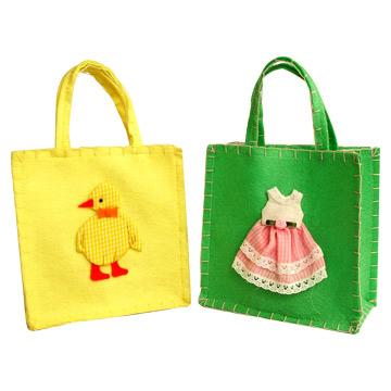 Felt Gift Bag (Войлок Подарочная сумка)