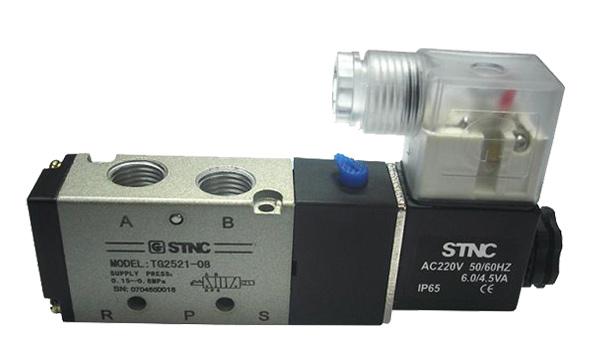 Solenoid Valve (Электромагнитный клапан) .
