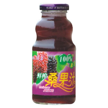 100% Mulberry Juice
